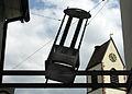 Maxistuhl Argyle Street High Back Chair von Charles Rennie Mackintosh in Weil am Rhein, Hauptstr.jpg