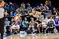 Maya Moore saves a ball from going out of bounds in the Minnesota Lynx vs Atlanta Dream game.jpg