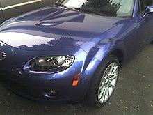 2007 mx 5 battery