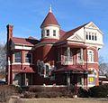 McDonald house (Fremont, Nebraska) from SW 2.JPG