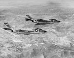 McDonnell F3H-2N Demons of VF-141 in flight on 13 February 1961.jpg