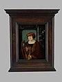 Meister aus dem Kreis um Hans Holbein d.J. - Bildnis des Luzerner Humanisten Johannes Zimmermann (Xylotectus), 1520.jpg