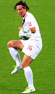Melissa Tancredi Association footballer