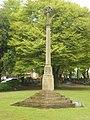 Memorial, St Margaret's Road - geograph.org.uk - 1299001.jpg