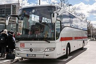 DB Fernverkehr - IC Bus at Berlin-Südkreuz