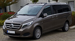 Mercedes-Benz V250 BlueTEC