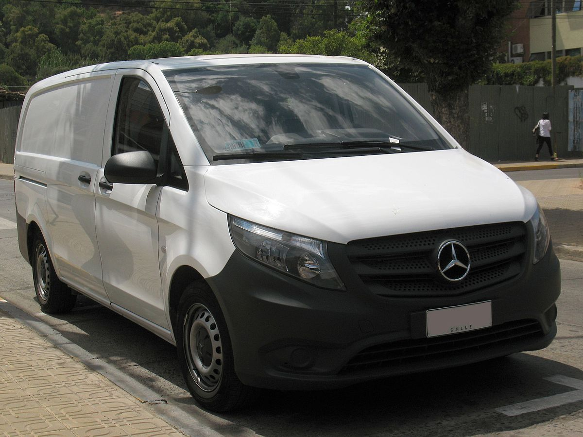 mercedes benz vito. Black Bedroom Furniture Sets. Home Design Ideas