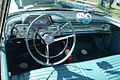 Mercury Park Lane 1960 Convertible cockpit Lake Mirror Cassic 16Oct2010 (14854210156).jpg