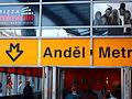 Metro Anděl - nápis.JPG