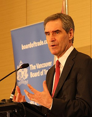 Michael Ignatieff, Canadian politician