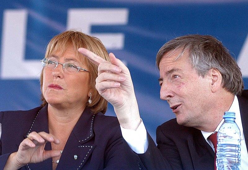 File:Michelle Bachelet Néstor Kirchner7.jpg