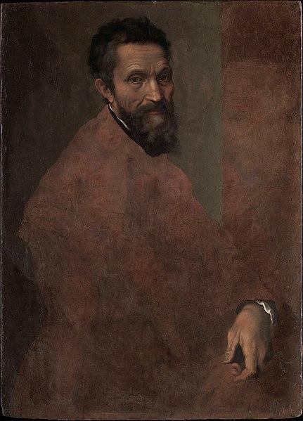 File:Miguel Ángel, por Daniele da Volterra.jpg