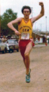 Luis Migueles Argentine middle-distance runner