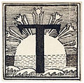 Mikalojus Konstantinas Ciurlionis - Initial T - 1908.jpg