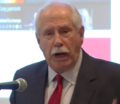Mike Gravel at The Toronto Hearings on 9-11 (06).png