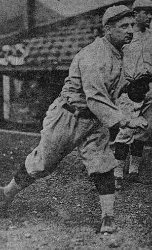 Mike McCormick (third baseman) - Image: Mike Mc Cormick 1912