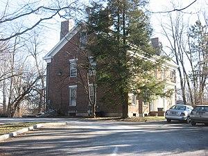 Millen House - Street view