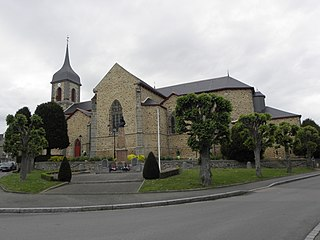 Miniac-Morvan,  Бретань, Франция