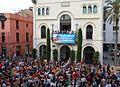 Mireia Belmonte rebuda a Badalona el 2013.jpg