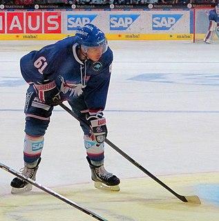Mirko Höfflin German ice hockey player
