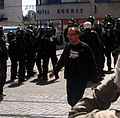 Miroslav Mareš při spolupráci s Policií ČR na 1. máje 2007 v Brně (2).jpg