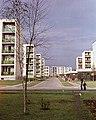 Miskolc, Kilián-dél, Iván utca a Benedek Elek utca felől nézve. Fortepan 21152.jpg