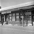 Missouri-Kansas-Texas Railroad Depot, Operator's Bay and Bulletin Board at Greenville, Texas (16701915737).jpg