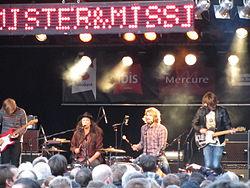 Mister and Mississippi, 2013