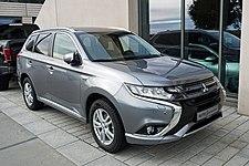 Mitsubishi Outlander P Hev 200 000