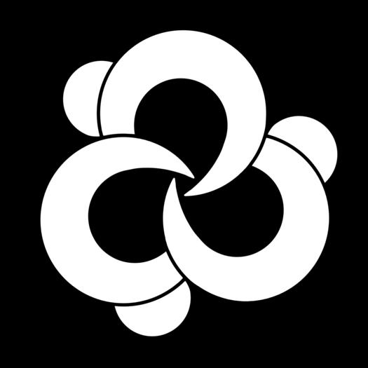 Mitsu Zaru inverted