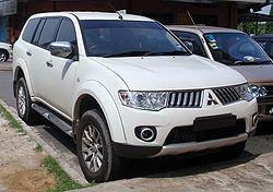 2009 Mitsubishi Pajero Sport