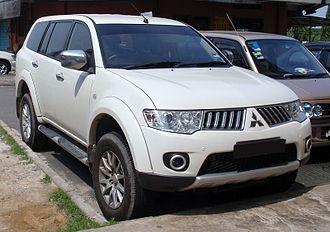 Automotive industry in Bangladesh - Pragoti is producing the Mitsubishi Pajero Sport in Bangladesh.