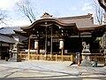 Miyukimori tenjingu haiden 20070317.jpg