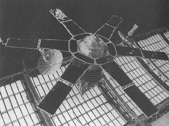 Molniya (satellite) - Molniya 1