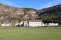 Monasterio de Santa María la Real de Iranzu. Abárzuza.jpg