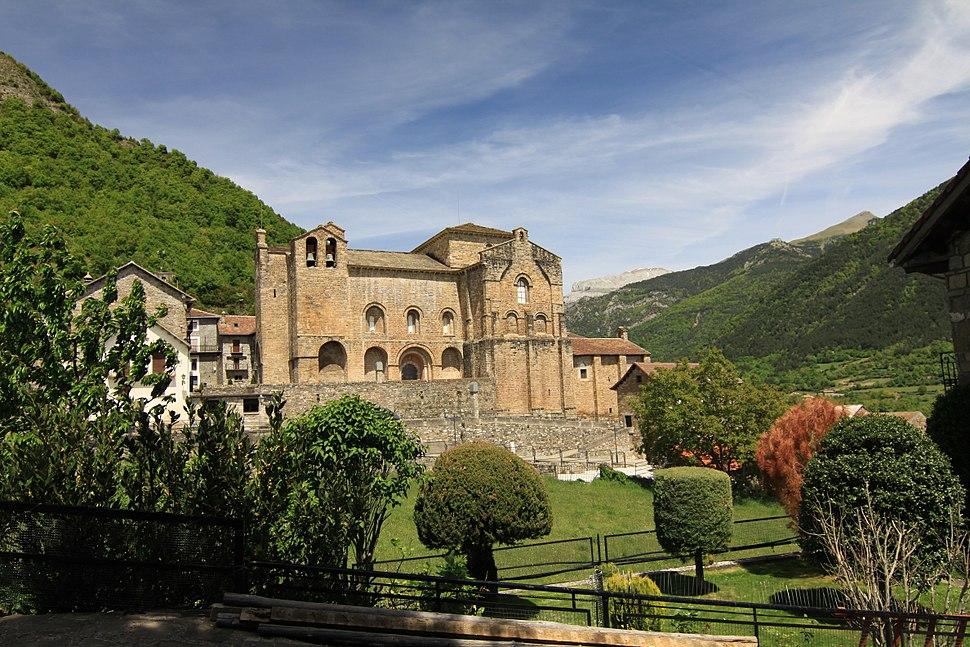 Monasterio de Siresa. Huesca