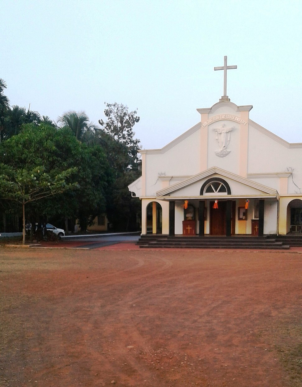Monica Church, Kumbla