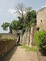 Montfort-l'Amaury (78), remparts sud de la ville 2.JPG