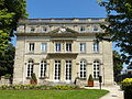 Montmorency (95), mairie, façade ouest 2.JPG