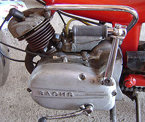 ZF Sachs - Sachs moped motor