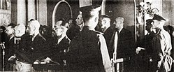 Moscow Trial 1945