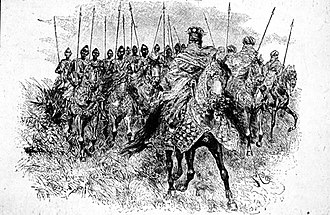 Burkina Faso - The cavalry of the Mossi Kingdoms were experts at raiding deep into enemy territory, even against the formidable Mali Empire.