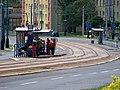 Most, tř. Budovatelů, tram zastávka Čs. mládeže.jpg