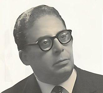 Culture of Algeria - Moufdi Zakaria, a 1908-1977 poet from the Algerian Revolution.