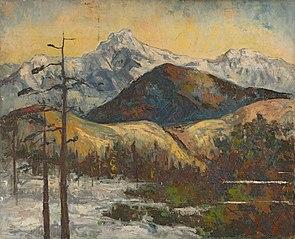 Mountain-draft