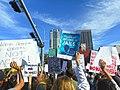 Moveon.org Anti Trump Family Separation Protests - Miami Dade College, Miami Florida 10.jpg