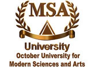 Modern Sciences and Arts University - Image: Msa logo 3d