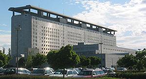 Hadern - The Klinikum Großhadern