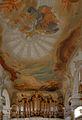 Muenster Lindau Decke mit Orgel.JPG