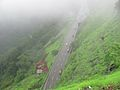 Mumbai Pune Road at Khandala 2.jpg